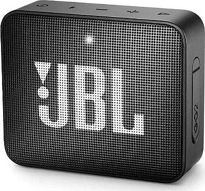 JBL GO 2 Bluetooth Speaker Midnight Black EU