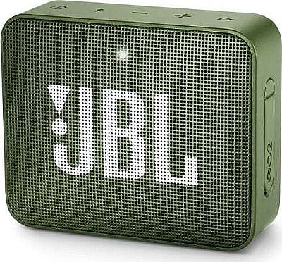 JBL GO 2 Bluetooth Speaker Green EU