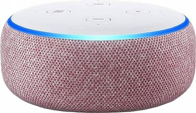 Amazon Echo Dot 3 purple Smart Speaker