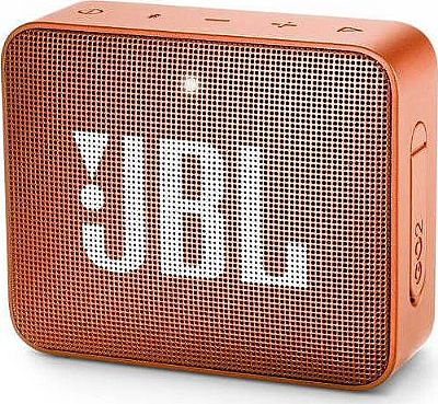 JBL GO 2 Bluetooth Speaker Coral Orange EU