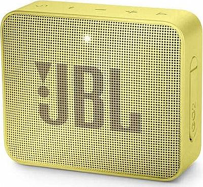 JBL GO 2 Bluetooth Speaker Lemonade Yellow EU