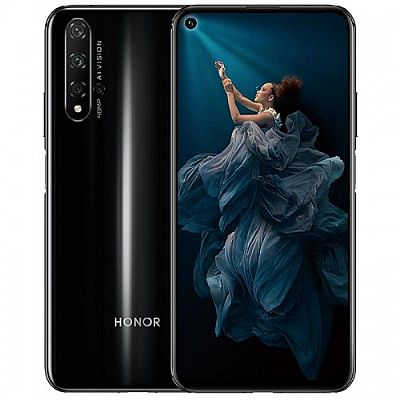 Honor 20 Pro Dual Sim 256GB Black EU