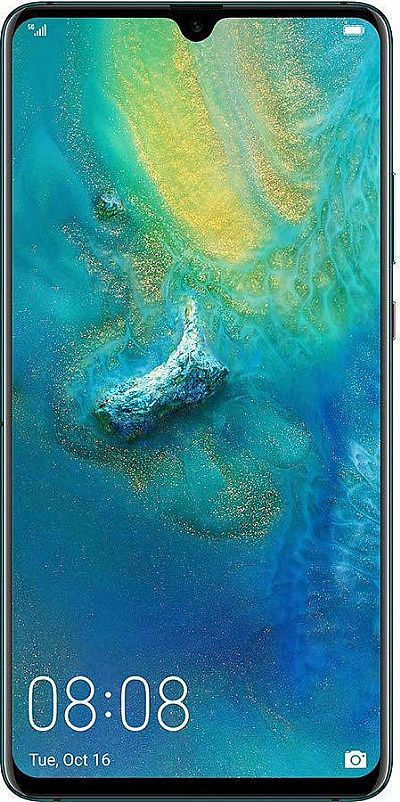 Honor Mate 20X 5G Dual Sim 8GB RAM 256GB Green EU