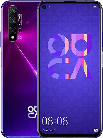 Honor Nova 5t Dual Sim 128GB Purple EU