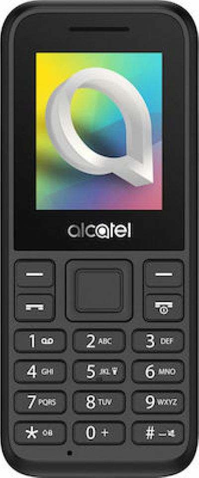 Alcatel 1066D Black EU