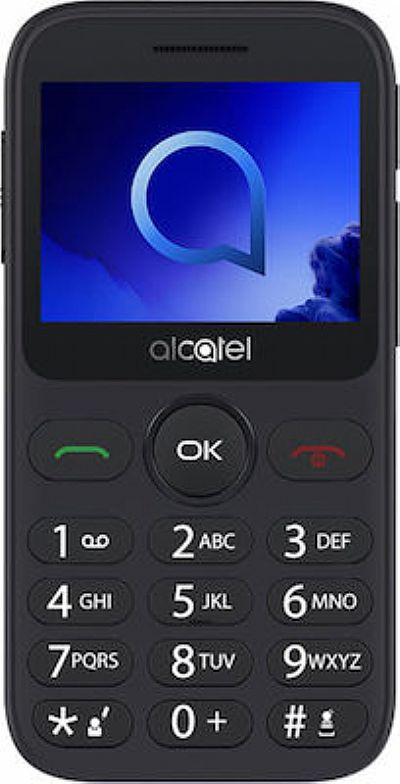 Alcatel 2019G Metallic Gray EU