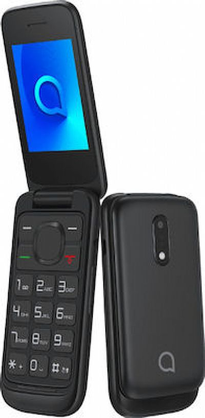 Alcatel 2053D Volcano Black EU